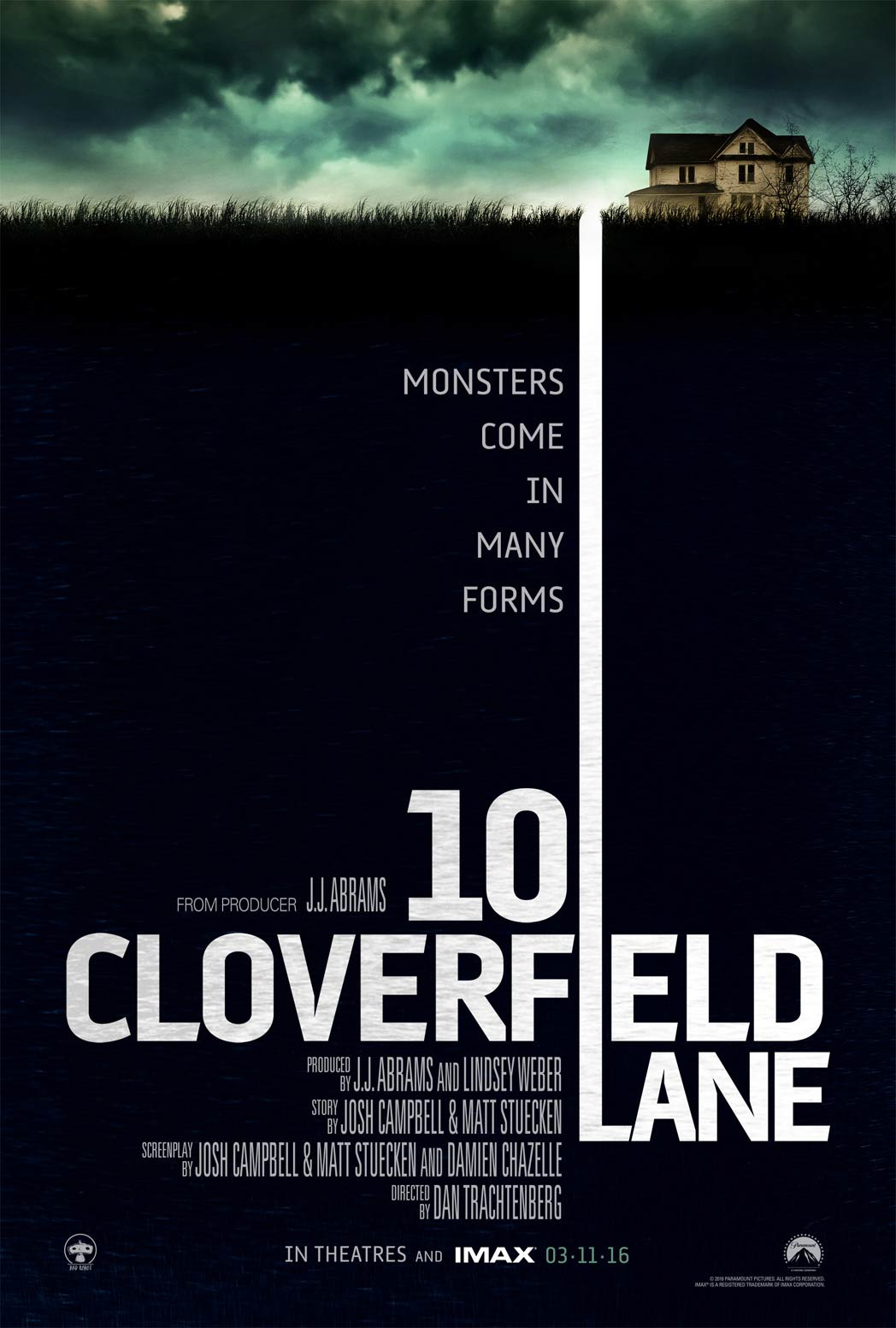 10 Cloverfield Lane (2016 film)