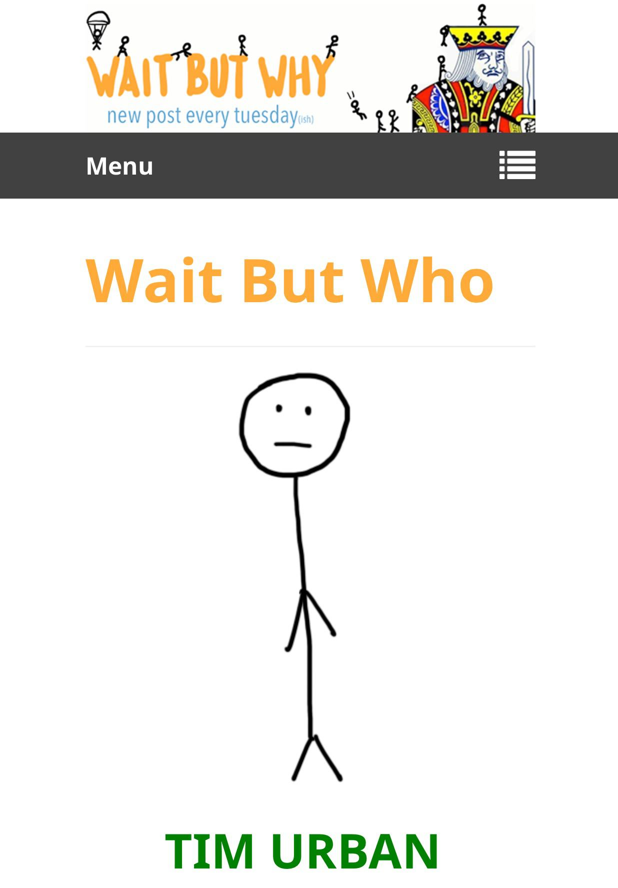WaitButWhy.com (website)